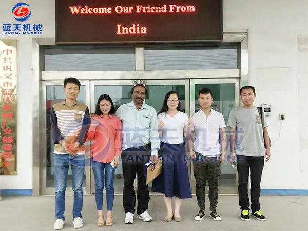 印度客户再次订购辣椒千亿体育网址平台